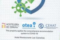Hotel Restaurante Las Camelias Image