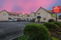 Bella Vista Motel Westport Image