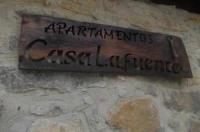 Apartamentos Rurales Casa Lafuente Image
