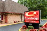 Econo Lodge Colonial Image