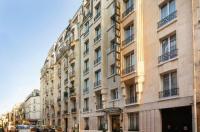 Hôtel Victor Hugo Paris Kléber Image