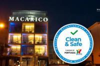 Macarico Beach Hotel Image