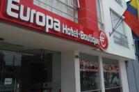 Europa Hotel Boutique Manizales Image