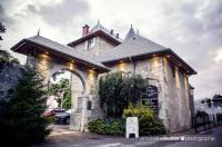 Château des Comtes de Challes Image