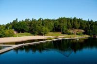 Rösjöbaden Camping Image