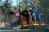 Moose Cabin Image