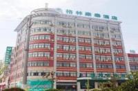 Greentree Inn Lian Yun Gang Benniu Square Hotel Image