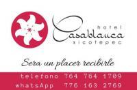Hotel Casablanca Xicotepec Image