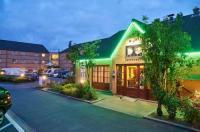 Campanile Hotel & Restaurant Brussels Drogenbos Image