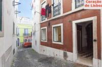 Coracao de Lisboa - Alfama Inside Image