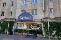 Kyriad Hotel Montpellier Centre Antigone Image