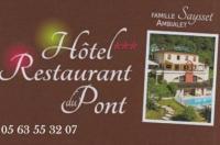 Logis Hotel Restaurant du Pont Image