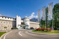 Bellinzona Sud Swiss Quality Hotel Image