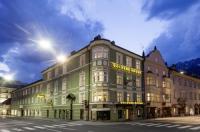 Hotel Goldene Krone Innsbruck Image