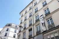 Comfort Hotel Montmartre Place Du Tertre Image