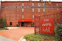 Lancaster Arts Hotel Image