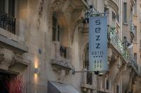 Sezz Paris Luxury Design Hotel Image